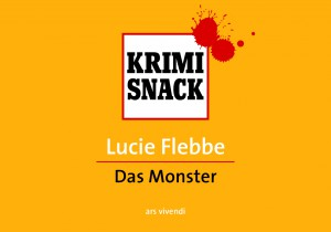 "Cover ""Das Monster"""